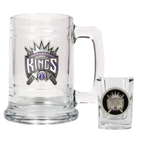Sacramento Kings Boilermaker Set
