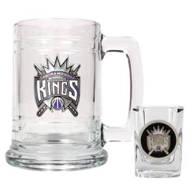 Sacramento Kings Boilermaker Set