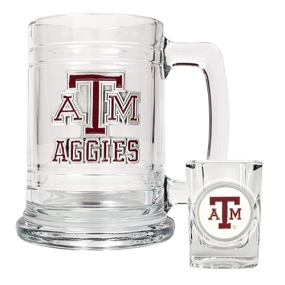 Texas A&M Aggies Boilermaker Set