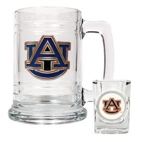 Auburn Tigers Boilermaker Set