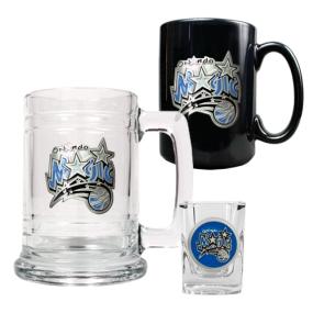 Orlando Magic 15oz Tankard, 15oz Ceramic Mug & 2oz Shot Glass Set