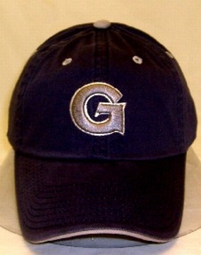 Georgetown Hoyas Adjustable Crew Hat