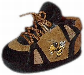 Georgia Tech Yellow Jackets Baby Slippers