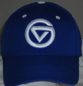 GVSU Lakers Team Color One Fit Hat