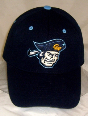 GWU Colonials Team Color One Fit Hat