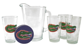Florida Gators Pitcher Set