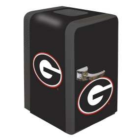 Georgia Bulldogs Portable Party Refrigerator