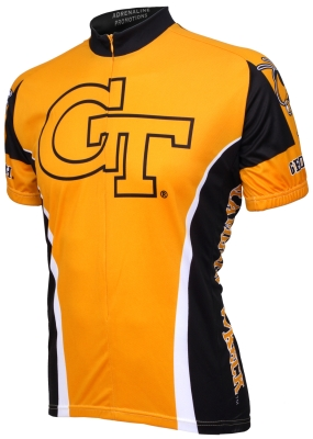 Georgia Tech Yellow Jackets Cycling Jersey
