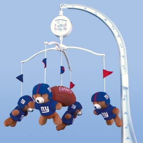 New York Giants Mascot Mobile