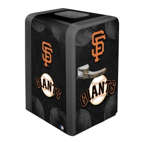 San Francisco Giants Portable Party Refrigerator