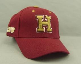 Harvard Crimson Adjustable Hat