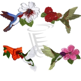 HUMMINGBIRDS 12OZ 4 PK AST