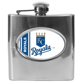 Anaheim Angels 6oz Stainless Steel Flask