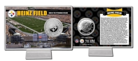 Heinz Field Silver Coin Card