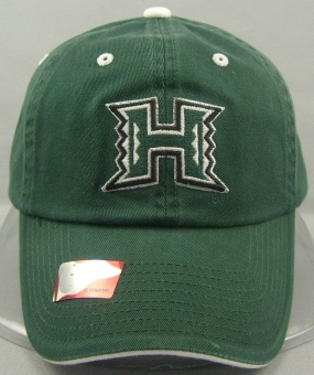 Hawaii Warriors Adjustable Crew Hat