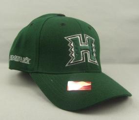 Hawaii Warriors Adjustable Hat