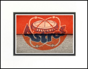Houston Astros Vintage T-Shirt Sports Art