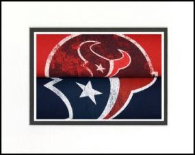 Houston Texans Vintage T-Shirt Sports Art