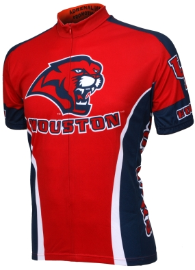 best service b8988 29392 Houston Cougars Cycling Jersey