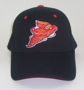 Iowa State Cyclones Black One Fit Hat
