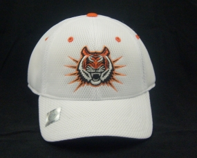 Idaho State Bengals White Elite One Fit Hat