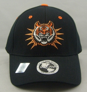 Idaho State Bengals Black One Fit Hat