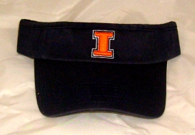 Illinois Fighting Illini Visor