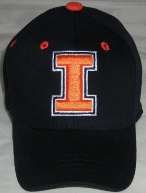 Illinois Fighting Illini Infant One Fit Hat