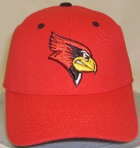 Illinois State Redbirds Team Color One Fit Hat