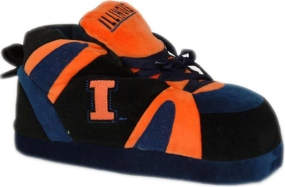 Illinois Fighting Illini Boot Slippers