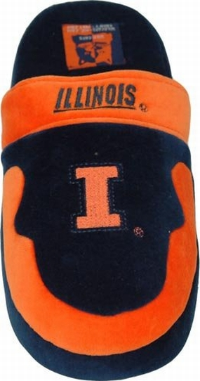 Illinois Fighting Illini Slippers