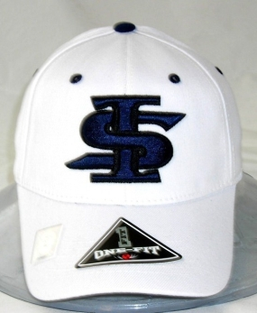 Indiana State Sycamores White One Fit Hat