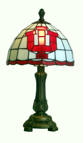 Indiana Hoosiers Accent Lamp