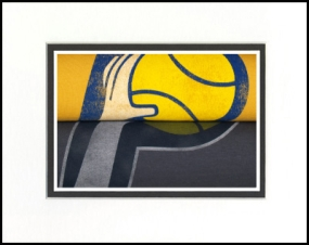 Indiana Pacers Vintage T-Shirt Sports Art