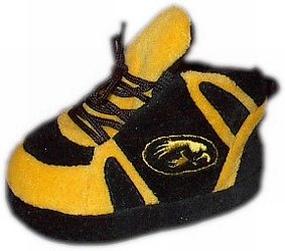 Iowa Hawkeyes Baby Slippers
