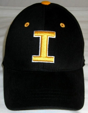 Iowa Hawkeyes Youth Team Color One Fit Hat