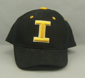 Iowa Hawkeyes Infant One Fit Hat