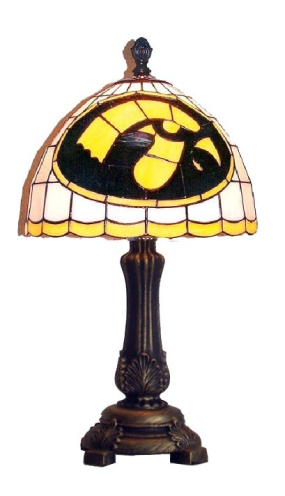 Iowa Hawkeyes Accent Lamp