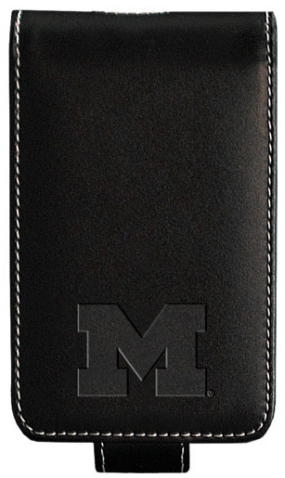 Michigan Wolverines iPhone Case