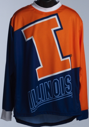 Illinois Fighting Illini Mountain Bike Jersey
