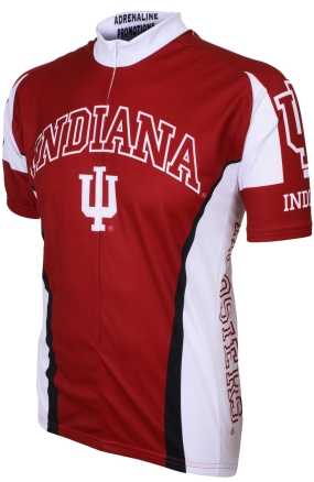Indiana Hoosiers Cycling Jersey