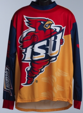 Iowa State Cyclones Mountain Bike Jersey