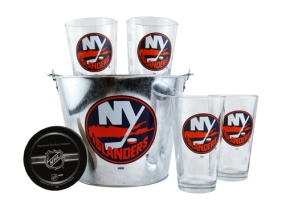 New York Islanders Gift Bucket Set
