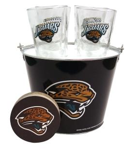 Jacksonville Jaguars Gift Bucket Set
