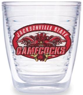 Jacksonville State Gamecocks 12 Ounce Tumbler Set