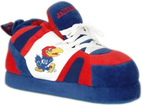 Kansas Jayhawks Boot Slippers