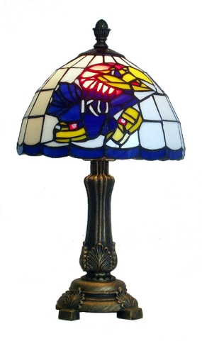 Kansas Jayhawks Accent Lamp