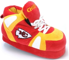 Kansas City Chiefs Boot Slippers