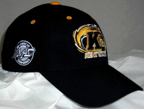 Kent State Golden Flashes Adjustable Hat