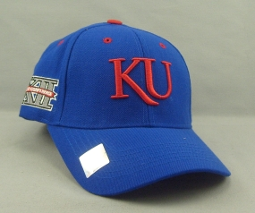 Kansas Jayhawks Adjustable Hat